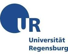 logo University of Regensburg in kleur